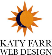 Katy Farr Web Design Logo